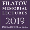 "Certificate of the participant of the conference ""The Filatov Memorial Lectures"" 2019"